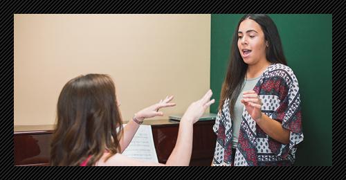 Private Voice Lessons Sing Omaha Studios, Omaha Nebraska